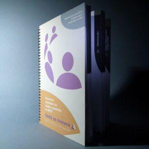 """Publikacije """"Priprema seminara za obuku savetnika za DPST"""" i """"Priručnik za DPST – za savetnike i trenere savetnika"""""""