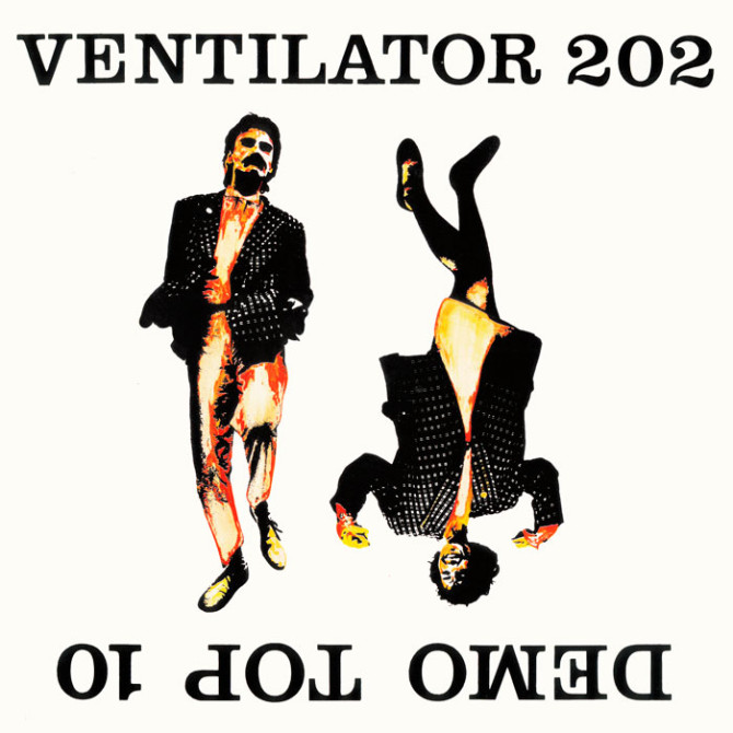 Demo top 10 Ventilator 202 – Vol 1. | 1983