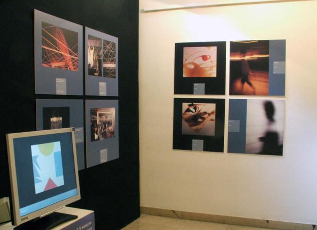 Samostalna izložba grafičkog dizajna Konstantina I. Petrovića. | Solo Exhibition of Graphic Design by Konstantin I. Petrović. - (2007)