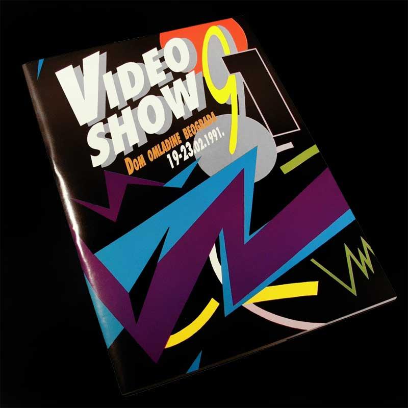 Katalog za Video Show 91