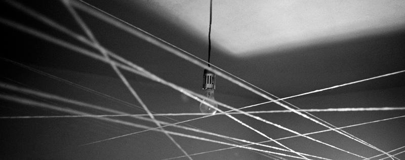 """Linearni prostori 2"", Rad broj 35 | 1985. | © Konstantin I. Petrovic"
