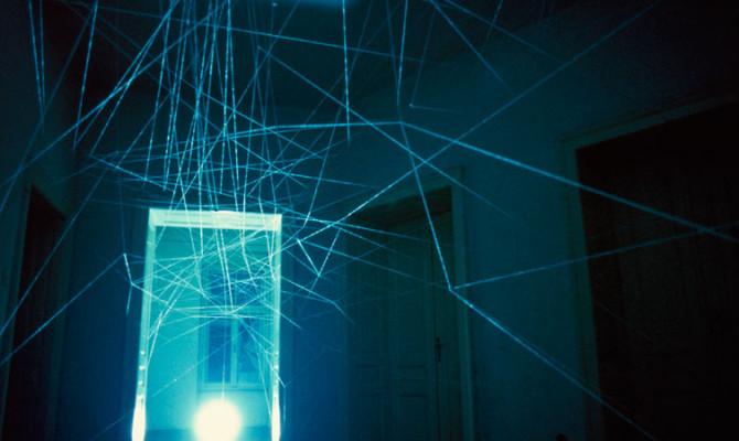 """Linearni prostori 1"", Rad broj 19 | 1985. | © Konstantin I. Petrovic"