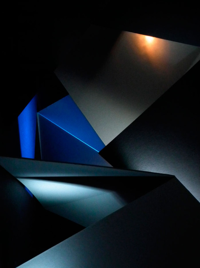 """Linearni prostori 2014 "", Rad broj 44 | © Konstantin I. Petrovic"
