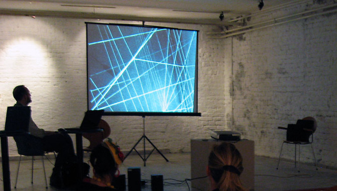 """Linearni prostori"" – Osvrt na lični projekat (video prezentacija) | ""Linear spaces"" – Reflection on a personal project (video presentation) | 2010 |  Konstantin I. Petrovic"