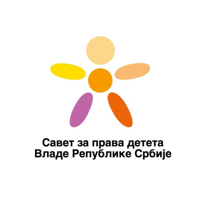 Znak Saveta za prava deteta Vlade Republike Srbije | 2003